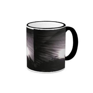 Moon Over San Pedro Ringer Coffee Mug