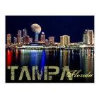 Tampa Bay Skyline Postcard Zazzle Com