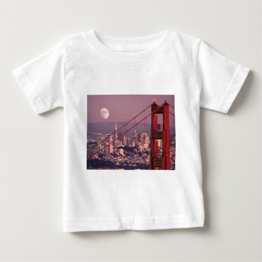 Moon Over the Gate Baby T-Shirt