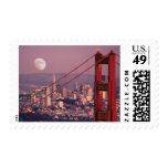 Moon Over the Gate Stamps