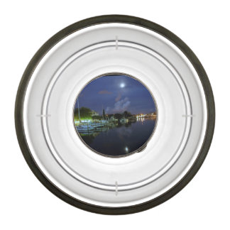 Moon Over Treasure Island Pet Bowl