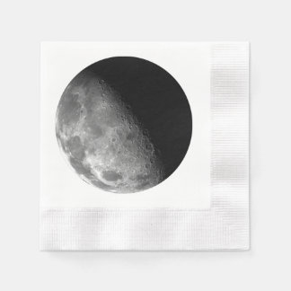 Moon Paper Napkin