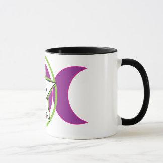 Moon & Pentacle Mugs