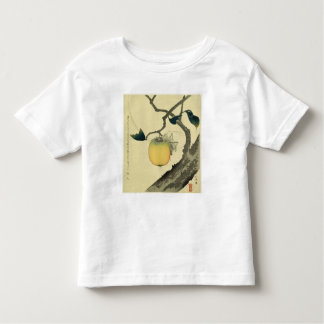 Moon, Persimmon and Grasshopper, 1807 Toddler T-shirt