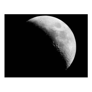 Moon Phase collection Postcard