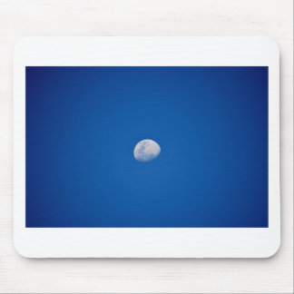 MOON PHASE DAY TIME SKY MOUSE PAD