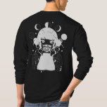 MOON PHASE GANG Dark Long Sleeve T-Shirt