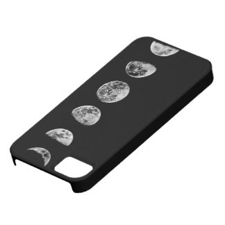 Moon phase iPhone case