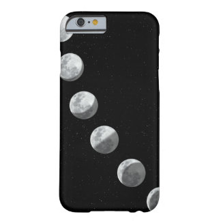 Moon phases barely there iPhone 6 case