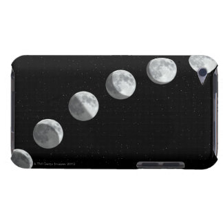 Moon phases barely there iPod cover