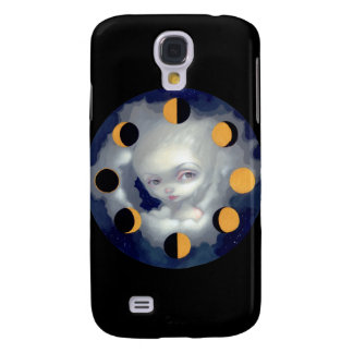 Moon Phases iPhone 3 Case