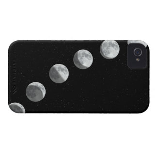 Moon phases iPhone 4 cover