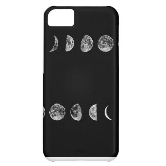 Moon phases iPhone 5c Cover For iPhone 5C