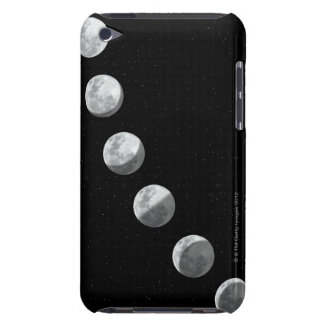 Moon phases iPod Case-Mate case