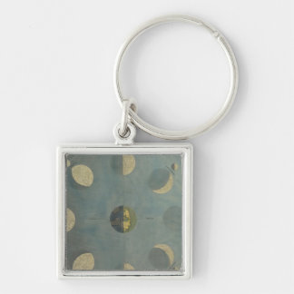 Moon Phases Keychains