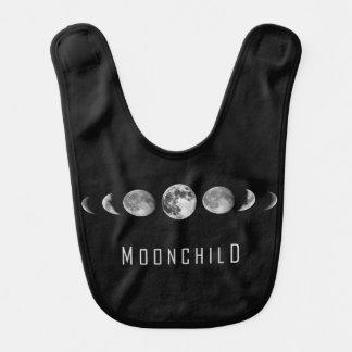 Moon Phases * Moonchild Bib