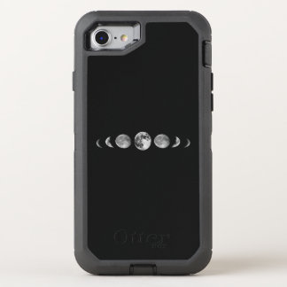 Moon Phases OtterBox Defender iPhone 7 Case