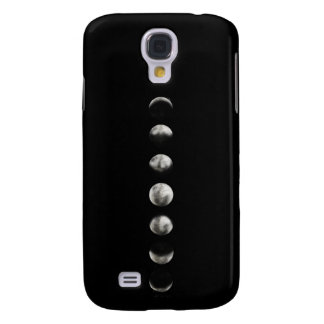 'Moon Phases' Samsung S4 Case