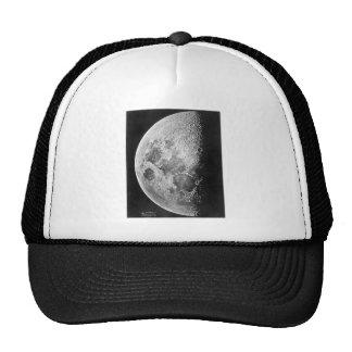 Moon ~ Photograph 1865 Trucker Hat