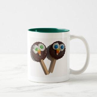 Moon Pie Love! Two-Tone Coffee Mug