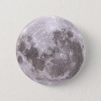 moon pinback button