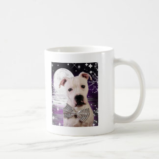 Moon puppy coffee mug