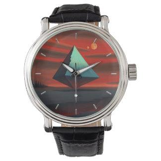 Moon Pyramid Wristwatches
