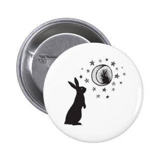 Moon Rabbit - button