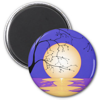 Moon Reflection Magnet