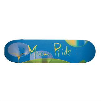 Moon Ride Skateboard