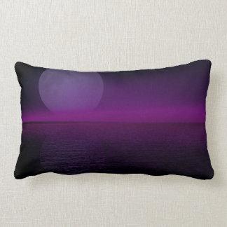 Moon Rise Pink Haze Pillow