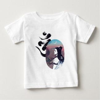 Moon Rising Ohm Baby T-Shirt
