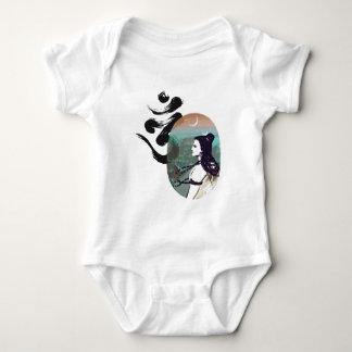 Moon Rising  Shiva Baby Bodysuit