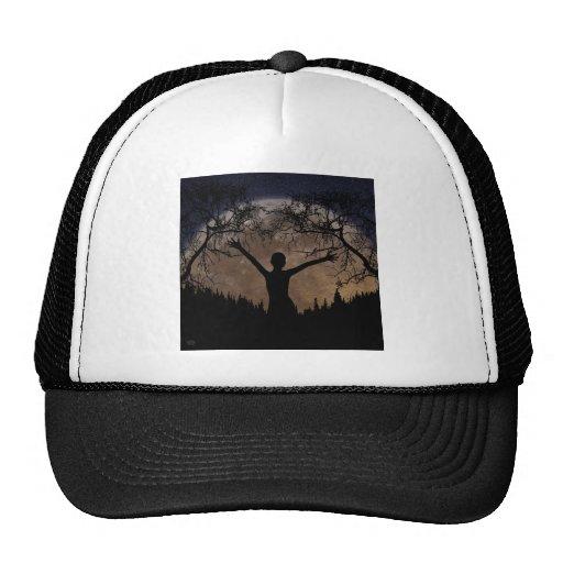 Moon Rising Trucker Hat