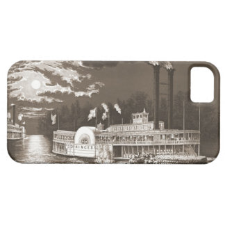Moon River 1863 iPhone 5 Cover