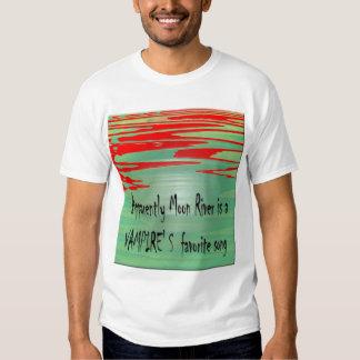 Moon River (Large Version) T-Shirt