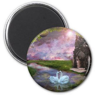 Moon River Magnet