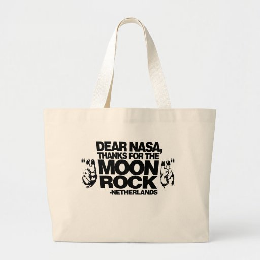 MOON ROCK CANVAS BAGS