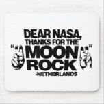 MOON ROCK MOUSE PADS