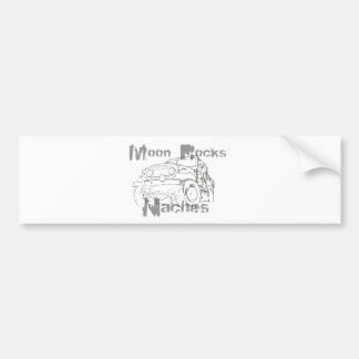 Moon Rocks Naches Bumper Sticker
