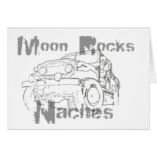 Moon Rocks Naches Card