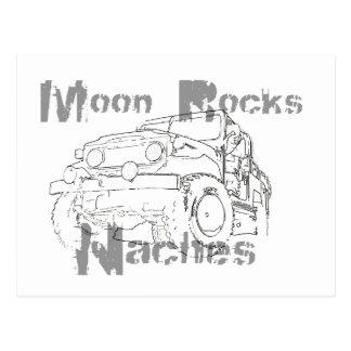 Moon Rocks Naches Postcard