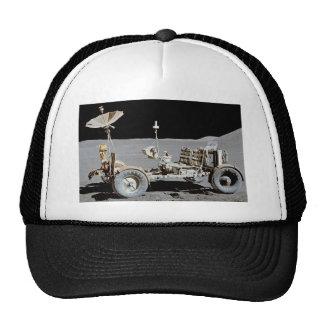 Moon Rover Trucker Hats