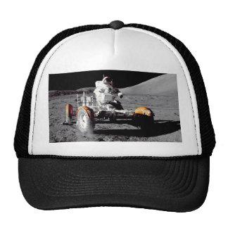 Moon Rover - Watch For Pedestrians! Trucker Hat