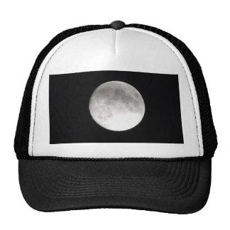 Moon satellite hat