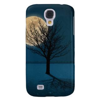 Moon Shadow Galaxy S4 Covers