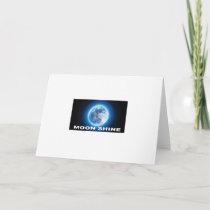 moon shine card