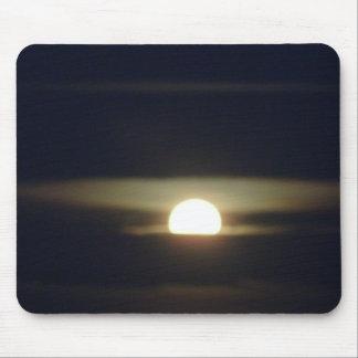 moon shine mouse pad