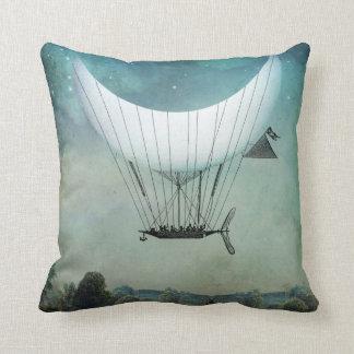 Moon Ship Pillow