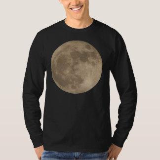 Moon Shirt Full Moon T-shirt Men's Moon Shirt